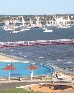 Gusty Geelong
